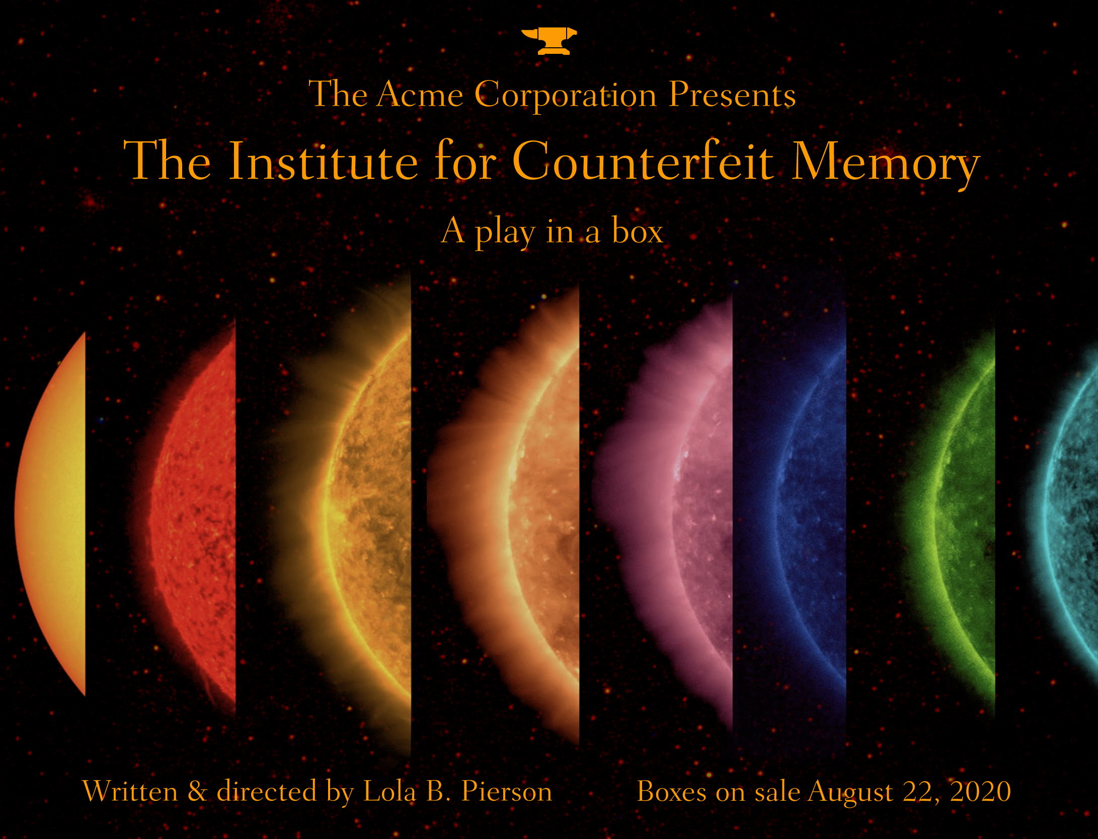 The Institute for Counterfeit Memory